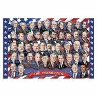 Melissa and Doug Presidents of the U.S.A Floor Puzzle - click to enlarge