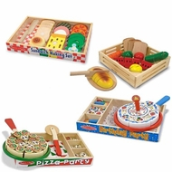 Melissa and Doug Pretend Play Food Kit - click to enlarge