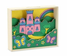 Melissa and Doug Princess Castle Paint By Numbers - click to enlarge