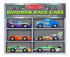 Melissa and Doug Race Cars - click to enlarge