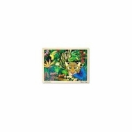 Melissa and Doug Rain Forest Jigsaw (48 pc) - click to enlarge