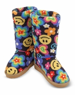 Melissa and Doug Razzle Boot Slippers (L) - click to enlarge