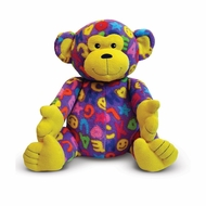 Melissa and Doug Ricky Monkey - click to enlarge