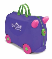 Melissa and Doug Ride-On Traveling Luggage Trunki : Iris (Purple) - click to enlarge