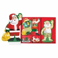 Melissa and Doug Santa Claus Magnetic Pretend Play  w Stand and 20 Magnetic Pieces - click to enlarge