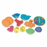 Melissa and Doug Seafood Sandwich Stacking Game - click to enlarge