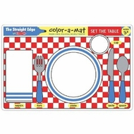 Melissa and Doug Set the Table Color-A-Mat - click to enlarge