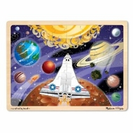Melissa and Doug Space Voyage Jigsaw (48 pc) - click to enlarge