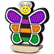 Melissa and Doug Stacking Butterfly - click to enlarge