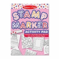Melissa and Doug Stamp Marker Activity Pad - Pink - click to enlarge