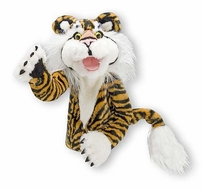 Melissa and Doug Stripes the Tiger Puppet - click to enlarge