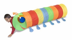 Melissa and Doug Sunny Patch Happy Giddy Tunnel - click to enlarge
