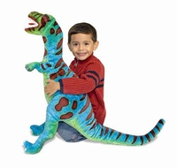 Melissa and Doug T-Rex Plush Toy - click to enlarge