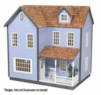 Melissa and Doug The House That Jack Built: Cheryl's Place Dollhouse Kit - click to enlarge