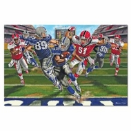 Melissa and Doug Touchdown! Floor Puzzle (48 pc) - click to enlarge