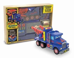 Melissa and Doug Tow Truck - Mighty Builders - click to enlarge