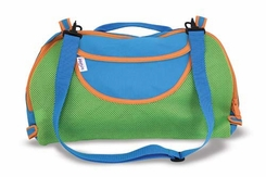 Melissa and Doug Trunki Blue/Green Tote Bag - click to enlarge