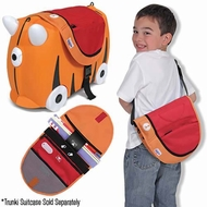 Melissa and Doug Trunki Saddlebag Orange/Red - click to enlarge