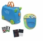 Melissa and Doug Trunki Terrence Ride On Luggage Sticker Sets