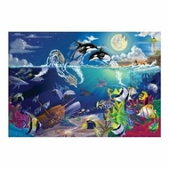 Melissa and Doug Underwater Playground Puzzle - click to enlarge
