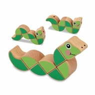 Melissa and Doug Wiggling Worm Grasping Toy - click to enlarge