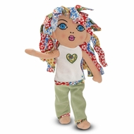 Melissa and Doug Willow Doll - click to enlarge