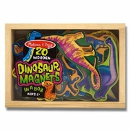 Melissa and Doug Wooden Dinosaur Magnets - click to enlarge