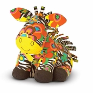 Melissa and Doug Zelda Zebra - click to enlarge