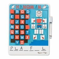 Melissa & Doug 2095 Flip to Win Wooden Hangman Game - click to enlarge