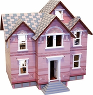 Melissa & Doug 2580 Classic Heirloom Victorian Doll House - click to enlarge