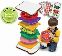Melissa & Doug 3061 Sandwich Stacking - click to enlarge