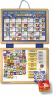 Melissa & Doug 3788 Magnetic Calendar - click to enlarge