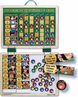 Melissa & Doug 3789 Magnetic Responsibility Chart - click to enlarge