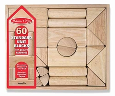 Melissa & Doug 503 Standard Unit  Blocks - click to enlarge