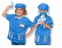 Melissa & Doug Children's Veterinarian Role Play Costume Set