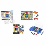 Melissa & Doug Little Artist Collection : Boy - click to enlarge