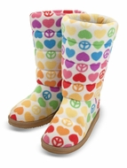 Melissa&Doug MAD7209 Hope Boot Slippers (L) - click to enlarge