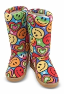 Melissa&Doug MAD7269 Lizzy Boot Slippers (L) - click to enlarge