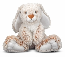 Melissa & Doug Princess Soft Toys 14'' Plush Burrow Bunny - click to enlarge