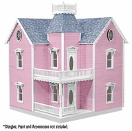 Melissa & Doug The House That Jack Built - Holly Ann Dollhouse Kit - click to enlarge