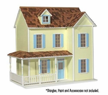 Melissa & Doug The House That Jack Built - Robinette Dollhouse Kit - click to enlarge