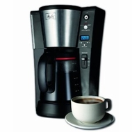Melitta 12-Cup Coffee Brewer - click to enlarge