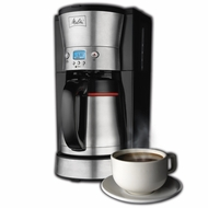 Melitta 46894 10-Cup Thermal Coffee Maker