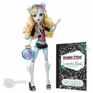 Monster High Lagoona Blue Doll and Neptuna Pet Piranha - click to enlarge