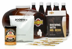 Mr.Beer 20028 Home Brewing System Premium Beer Kit - click to enlarge
