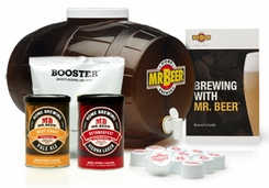 Mr.Beer 20290 Deluxe Beer Kit w/ Octoberfest Vienna Lager - click to enlarge