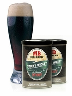 Mr.Beer 60040 Sticky Wicket Oatmeal Stout Premium Brew Pack - click to enlarge