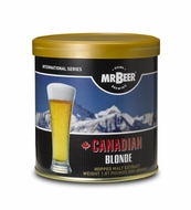 Mr Beer 60960 Canadian Blonde International Series Brew Pack Refill - click to enlarge