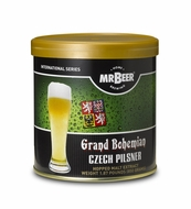 Mr Beer 60962 Czech Pilsner International Series Brew Pack Refill - click to enlarge