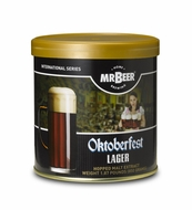 Mr Beer 60964 Octoberfest Lager International Series Brew Pack Refill - click to enlarge